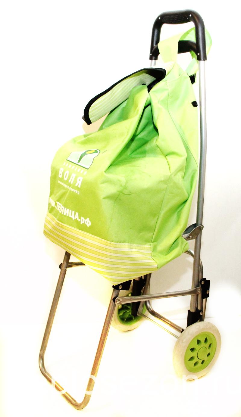 сумка тележка со стульчиком свидетельствует том, что