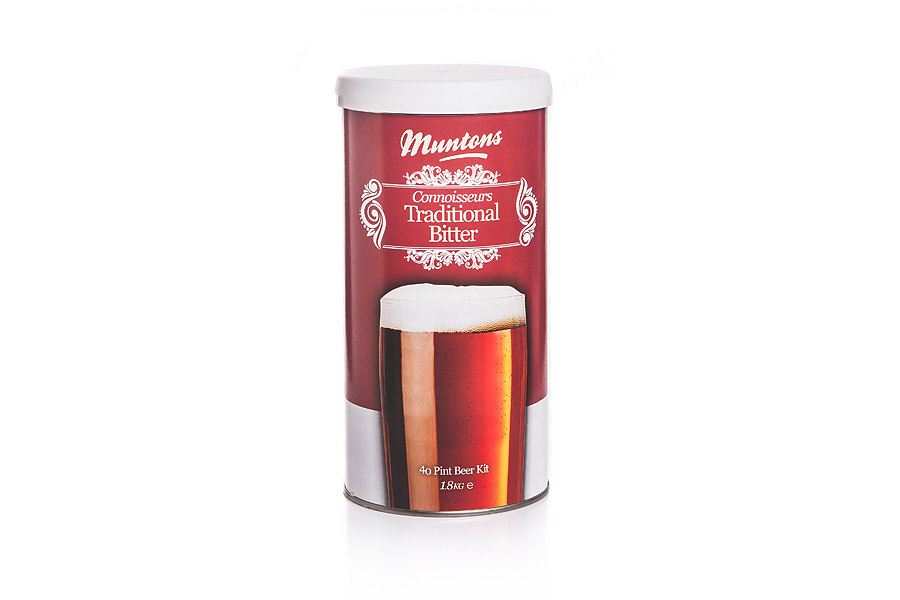 Пивная смесь MUNTONS Traditional Bitter 1,8 кг. (фото)
