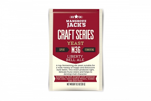 Дрожжи Mangrove Jack's Craft Series Yeast (фото)